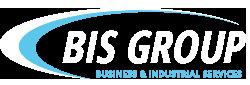 Logo BIS Group Köln - Negativ